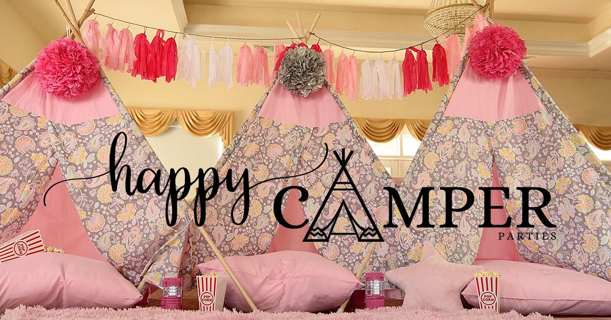 Happy Camper Parties